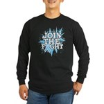 Join Fight Prostate Cancer Long Sleeve Dark T-Shir