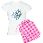 Join Fight Prostate Cancer Women's Light Pajamas
