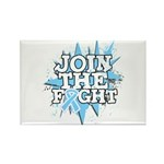 Join Fight Prostate Cancer Rectangle Magnet (10 pa