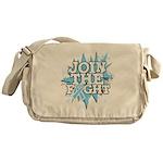 Join Fight Prostate Cancer Messenger Bag