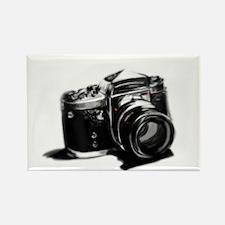 Camera Rectangle Magnet (10 pack)