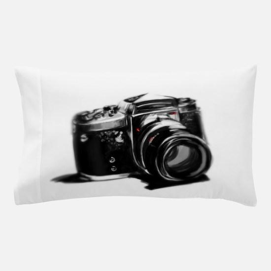 Camera Pillow Case