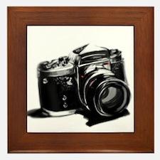 Camera Framed Tile