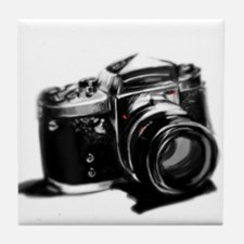 Camera Tile Coaster