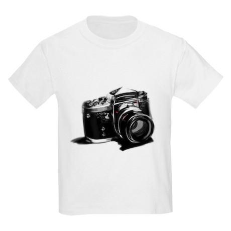 Camera Kids Light T-Shirt
