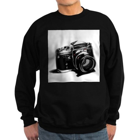 Camera Sweatshirt (dark)