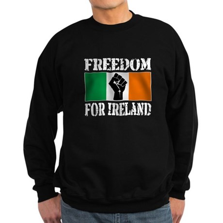 Freedom for Ireland Sweatshirt (dark)