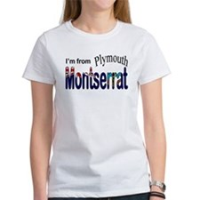 Plymouth Montserrat Tee