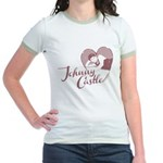 Dirty Dancing First Love Jr. Ringer T-Shirt