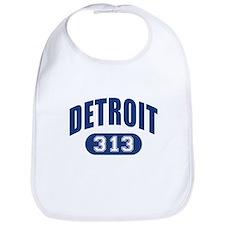 Detroit 313 Bib