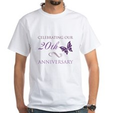 20th Anniversary (Butterfly) Shirt