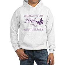 20th Anniversary (Butterfly) Hoodie