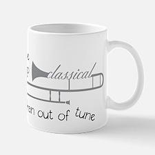 Rather Be Sharp Mug