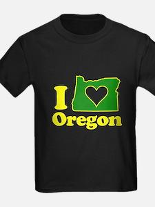 I Heart (Love) Oregon T