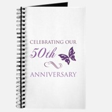50th Anniversary (Butterfly) Journal