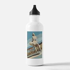 Palm Springs California Water Bottle