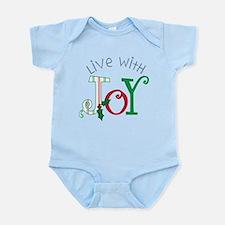 Live With Joy Infant Bodysuit