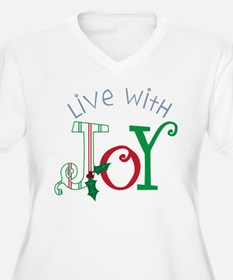 Live With Joy T-Shirt
