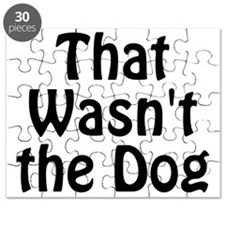 Not the Dog Puzzle
