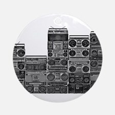 BOOMBOX COLLECTION Ornament (Round)