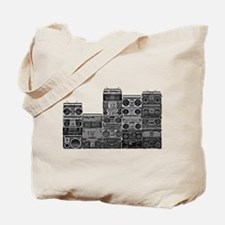 BOOMBOX COLLECTION Tote Bag