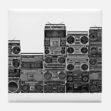 BOOMBOX COLLECTION Tile Coaster