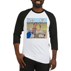 Jobs Very Bad Day Baseball Jersey