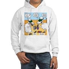 Fruitful and Multiplying Sheep Hoodie