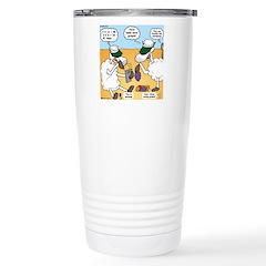 Fruitful and Multiplying Sheep Travel Mug