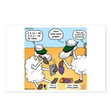 Fruitful and Multiplying Sheep Postcards (Package