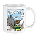Sheep, Wolf, et al Mug