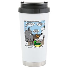 Sheep, Wolf, et al Travel Mug