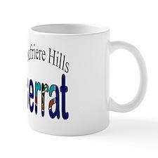 Soufriere Hills Montserrat Small Mug