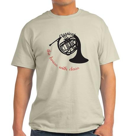 Brass With Class Light T-Shirt