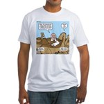 Camel Talk Fitted T-Shirt
