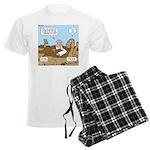 Camel Talk Men's Light Pajamas