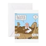 Camel Talk Greeting Cards (Pk of 10)