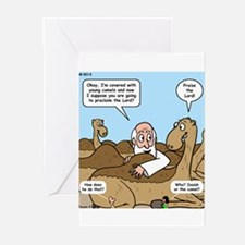 Camel Talk Greeting Cards (Pk of 10)