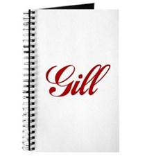 Gill name.png Journal