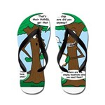 Trees Clapping? Flip Flops