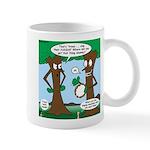 Trees Clapping? Mug