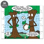 Trees Clapping? Puzzle