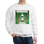 Ostrich Jackal Sermon Sweatshirt