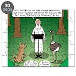 Ostrich Jackal Sermon Puzzle