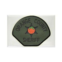 Orange County Sheriff SWAT Rectangle Magnet