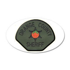 Orange County Sheriff SWAT Wall Decal