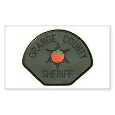 Orange County Sheriff SWAT Decal