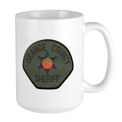 Orange County Sheriff SWAT Mug