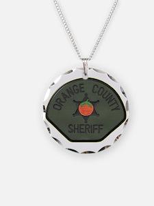 Orange County Sheriff SWAT Necklace