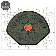 Orange County Sheriff SWAT Puzzle